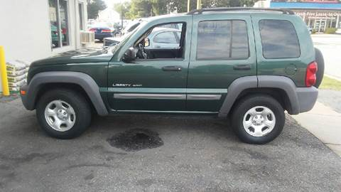 2003 Jeep Liberty for sale at Charles Baker Jeep Honda in Norfolk VA