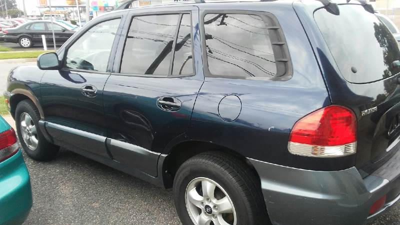2005 Hyundai Santa Fe for sale at Charles Baker Jeep Honda in Norfolk VA