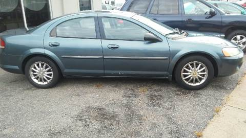 2003 Chrysler Sebring for sale at Charles Baker Jeep Honda in Norfolk VA