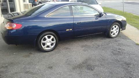 2002 Toyota Camry Solara for sale at Charles Baker Jeep Honda in Norfolk VA