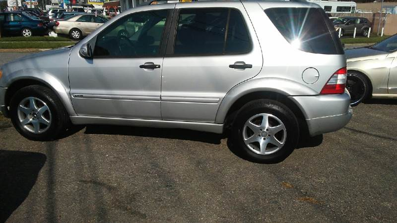 2003 Mercedes-Benz M-Class for sale at Charles Baker Jeep Honda in Norfolk VA
