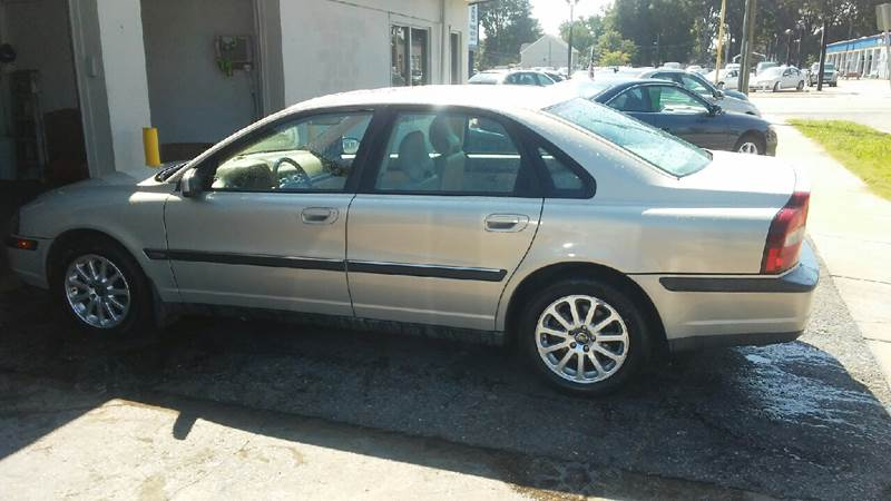 2000 Volvo S80 for sale at Charles Baker Jeep Honda in Norfolk VA