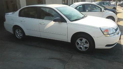 2005 Chevrolet Malibu for sale at Charles Baker Jeep Honda in Norfolk VA