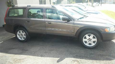 2005 Volvo XC70 for sale at Charles Baker Jeep Honda in Norfolk VA