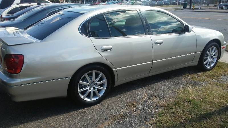2003 Lexus GS 430 for sale at Charles Baker Jeep Honda in Norfolk VA