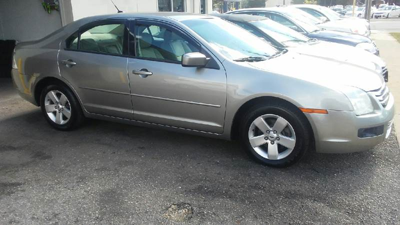 2008 Ford Fusion for sale at Charles Baker Jeep Honda in Norfolk VA