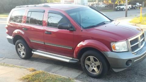 2007 Dodge Durango for sale at Charles Baker Jeep Honda in Norfolk VA