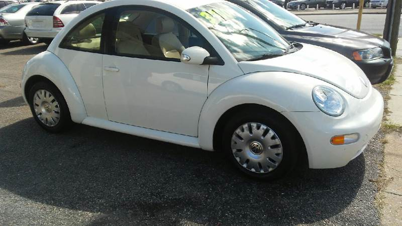 2005 Volkswagen New Beetle for sale at Charles Baker Jeep Honda in Norfolk VA