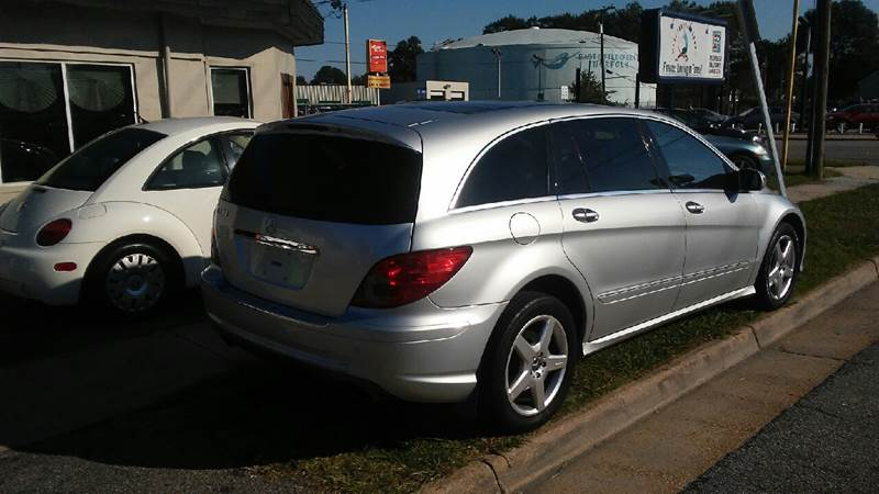 2006 Mercedes-Benz R-Class for sale at Charles Baker Jeep Honda in Norfolk VA