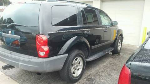 2006 Dodge Durango for sale at Charles Baker Jeep Honda in Norfolk VA