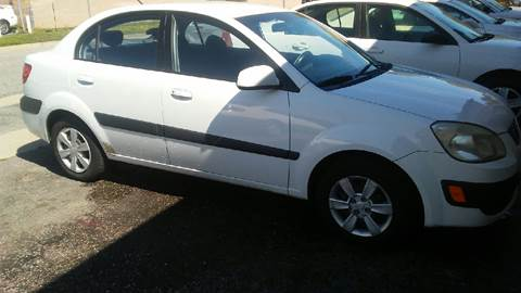 2006 Kia Rio for sale at Charles Baker Jeep Honda in Norfolk VA