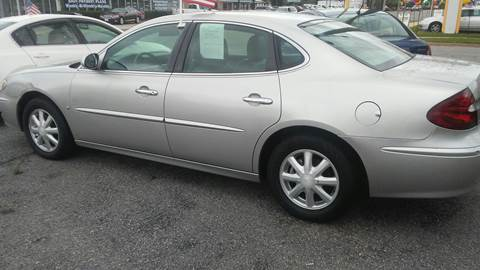 2006 Buick LaCrosse for sale at Charles Baker Jeep Honda in Norfolk VA