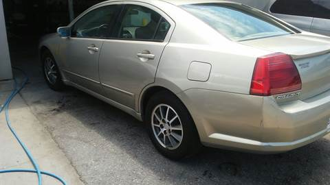 2005 Mitsubishi Galant for sale at Charles Baker Jeep Honda in Norfolk VA