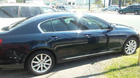 2006 Lexus GS 300 for sale at Charles Baker Jeep Honda in Norfolk VA