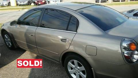 2002 Nissan Altima for sale at Charles Baker Jeep Honda in Norfolk VA