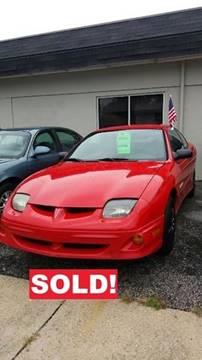 1999 Pontiac Sunfire for sale at Charles Baker Jeep Honda in Norfolk VA