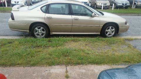 2005 Chevrolet Impala for sale at Charles Baker Jeep Honda in Norfolk VA