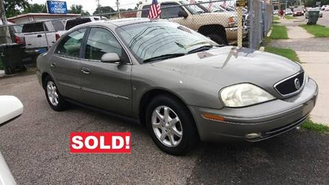 2003 Mercury Sable for sale at Charles Baker Jeep Honda in Norfolk VA