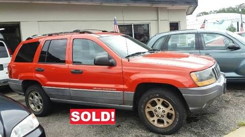 1999 Jeep Grand Cherokee for sale at Charles Baker Jeep Honda in Norfolk VA