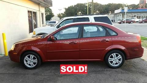 2006 Suzuki Forenza for sale at Charles Baker Jeep Honda in Norfolk VA