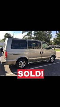 2003 Chevrolet Astro for sale at Charles Baker Jeep Honda in Norfolk VA