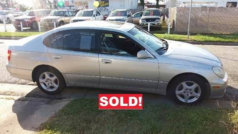 1999 Lexus GS 300 for sale at Charles Baker Jeep Honda in Norfolk VA