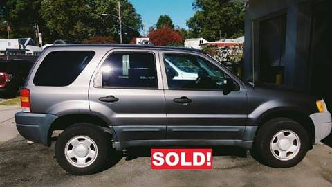 2003 Ford Escape for sale at Charles Baker Jeep Honda in Norfolk VA