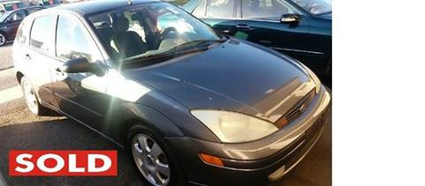 2002 Ford Focus for sale at Charles Baker Jeep Honda in Norfolk VA