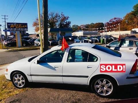 2004 Volvo S60 for sale at Charles Baker Jeep Honda in Norfolk VA