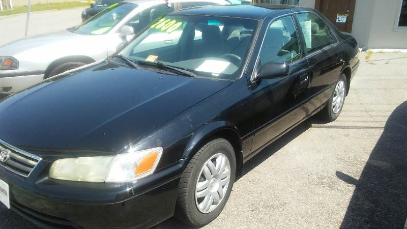 2001 Toyota Camry for sale at Charles Baker Jeep Honda in Norfolk VA