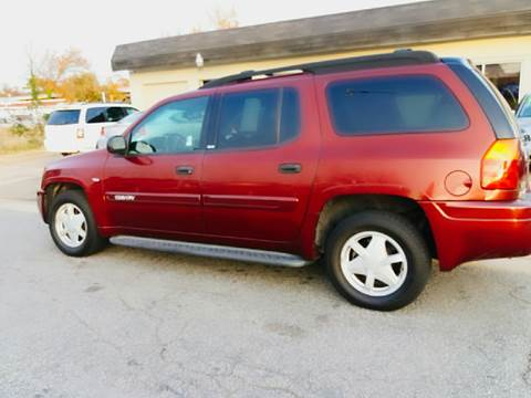 2003 GMC Envoy XL for sale at Charles Baker Jeep Honda in Norfolk VA