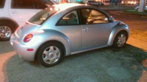 2000 Volkswagen New Beetle for sale at Charles Baker Jeep Honda in Norfolk VA
