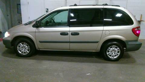 2006 Dodge Caravan for sale at Charles Baker Jeep Honda in Norfolk VA