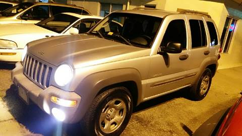 2004 Jeep Liberty for sale at Charles Baker Jeep Honda in Norfolk VA