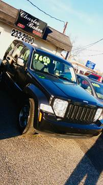 2008 Jeep Liberty for sale at Charles Baker Jeep Honda in Norfolk VA