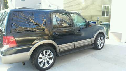 2003 Ford Expedition for sale at Charles Baker Jeep Honda in Norfolk VA