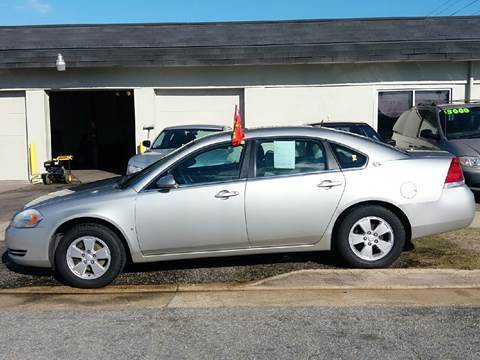 2008 Chevrolet Impala for sale at Charles Baker Jeep Honda in Norfolk VA