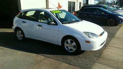2003 Ford Focus for sale at Charles Baker Jeep Honda in Norfolk VA