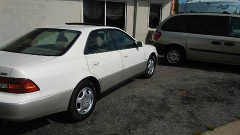 1999 Lexus ES 300 for sale at Charles Baker Jeep Honda in Norfolk VA