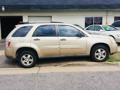 2007 Chevrolet Equinox for sale at Charles Baker Jeep Honda in Norfolk VA