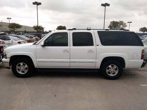 2002 Chevrolet Suburban for sale in Odessa, TX