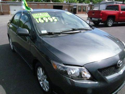 2010 Toyota Corolla for sale in Brockton, MA