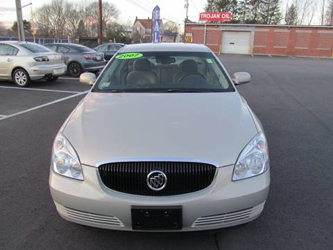 2007 Buick Lucerne for sale in Brockton, MA