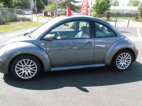 2003 Volkswagen New Beetle for sale in Brockton MA