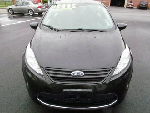 2011 Ford Fiesta for sale in Brockton, MA