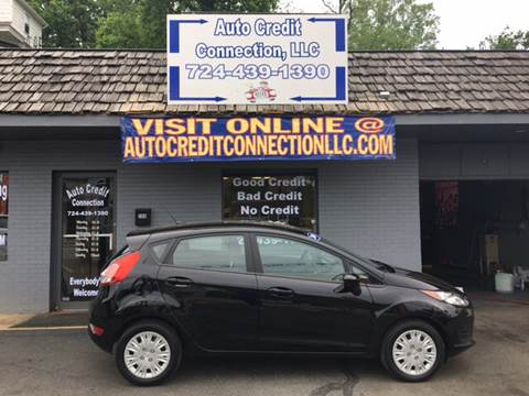 2016 Ford Fiesta for sale at Auto Credit Connection LLC in Uniontown PA