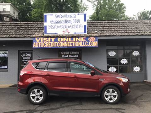 2014 Ford Escape for sale at Auto Credit Connection LLC in Uniontown PA