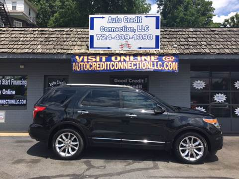 2011 Ford Explorer for sale in Uniontown, PA