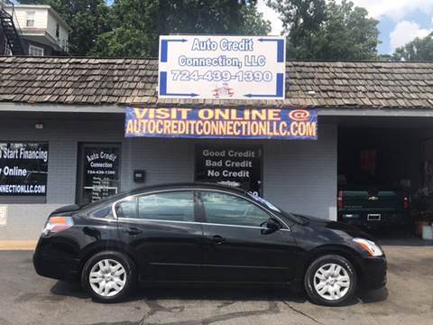 2012 Nissan Altima for sale at Auto Credit Connection LLC in Uniontown PA