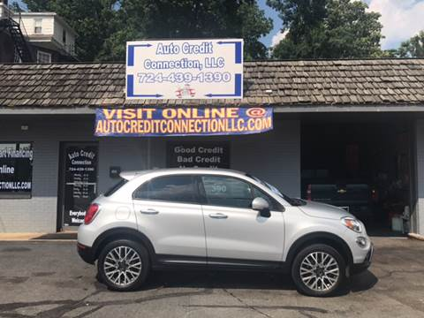 2016 FIAT 500X for sale in Uniontown, PA